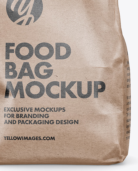 Download Craft Paper Bag Mockup Yellowimages