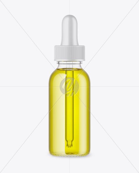 Download Serum Bottle Mockup Free Yellowimages