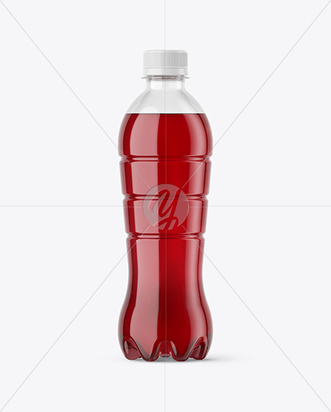 Download 05l Cherry Juice Bottle Psd Mockup Yellowimages