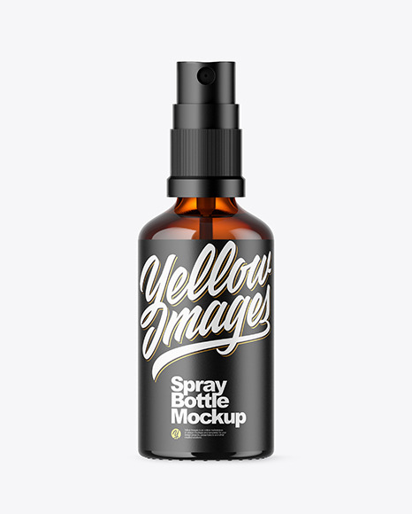 Download Essential Oil Bottle Mockup Free Yellowimages