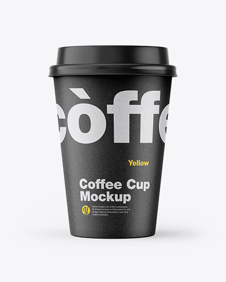 Download Coffee Cup Mockup Download Yellow Images