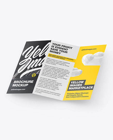 Download Brochure Design Mockup Psd Yellowimages