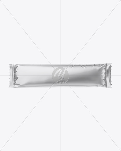 Download 12 Metallized Snack Bars Display Box Psd Mockup Yellowimages