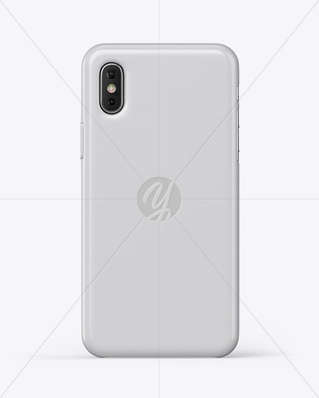 Download White Iphone Mockup Free Psd Yellowimages