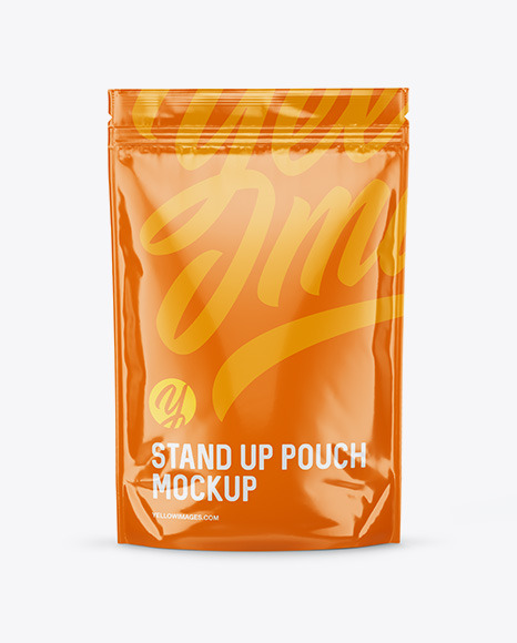 Download Glossy Pouch Psd Mockup Yellowimages