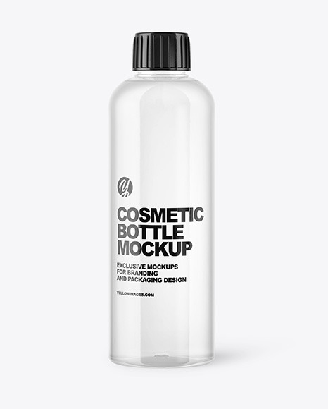 Download Transparent Cosmetic Bottle Mockup Free Yellowimages