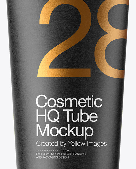 Download Free Tube Packaging Mockup Yellowimages