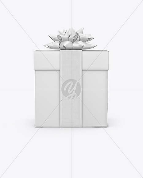 Download Gift Wrap Mockup Free Yellow Images