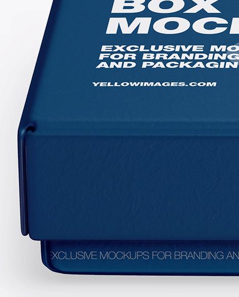 Download Free Gift Box Mockup Yellow Images