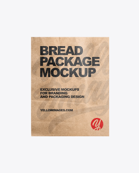 Download Free Bakery Packaging Mockup Yellowimages