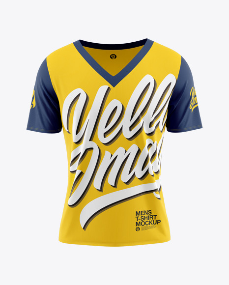 Download 3d Mockup Shirt Yellowimages