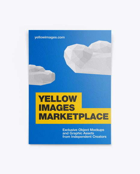 Download Psd Mockup Flyer Yellowimages