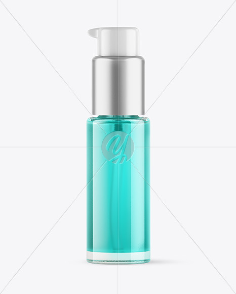 Download Cosmetic Bottle Mockup Free Yellowimages