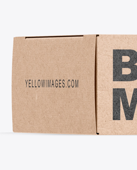 Download Free Rectangle Box Mockup Yellowimages