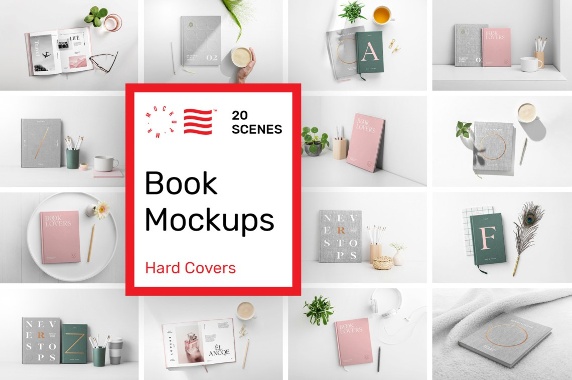 Download Graphic Design Mockup Kit Yellowimages