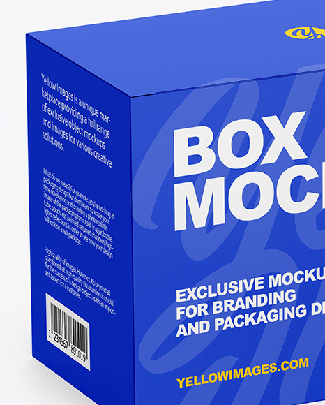 Download Mockup Packaging Paper Yellow Images