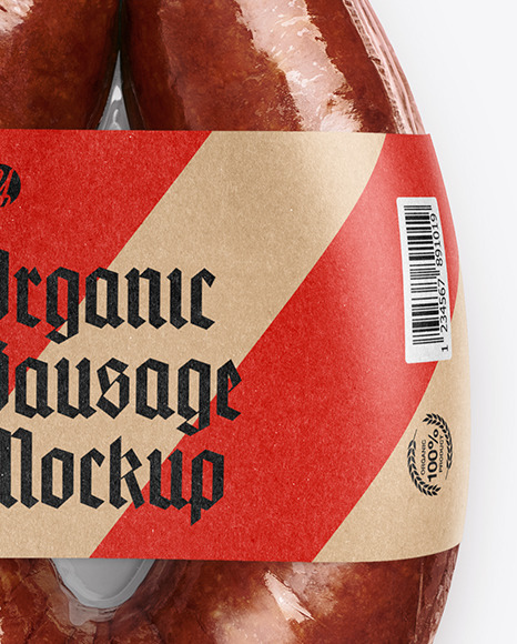 Download Two Glossy Sausages Psd Mockup Yellowimages