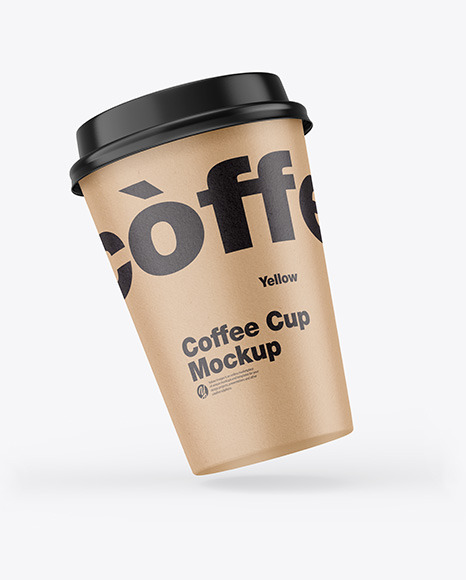 Download Paper Cup Sleeve Mockup Yellowimages