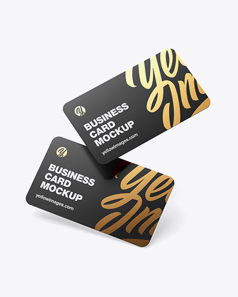 Download Free Psd Business Card Mock Up Yellowimages