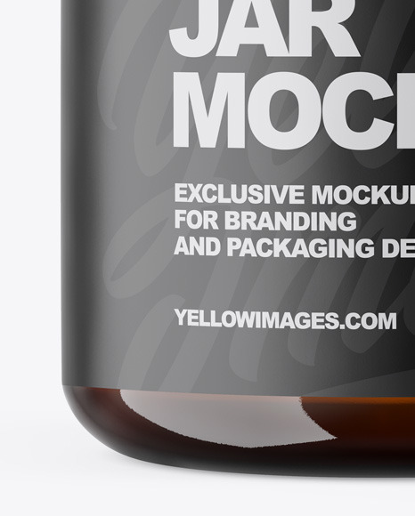 Download Jar Logo Mockup Yellowimages