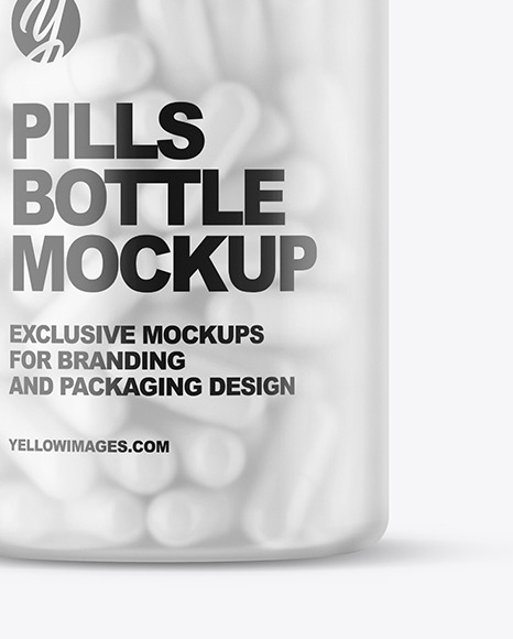 Download Pills Bottle Mockup Free Download Yellowimages