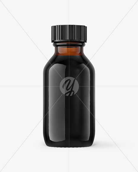 Download Glass Bottle Mockup Yellowimages