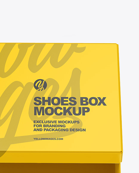 Download Mockup Plastic Box Yellowimages