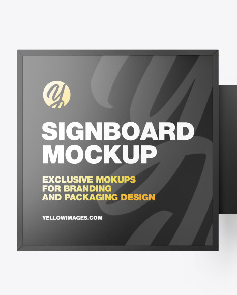 Download Mockup Logo 3d Yellowimages