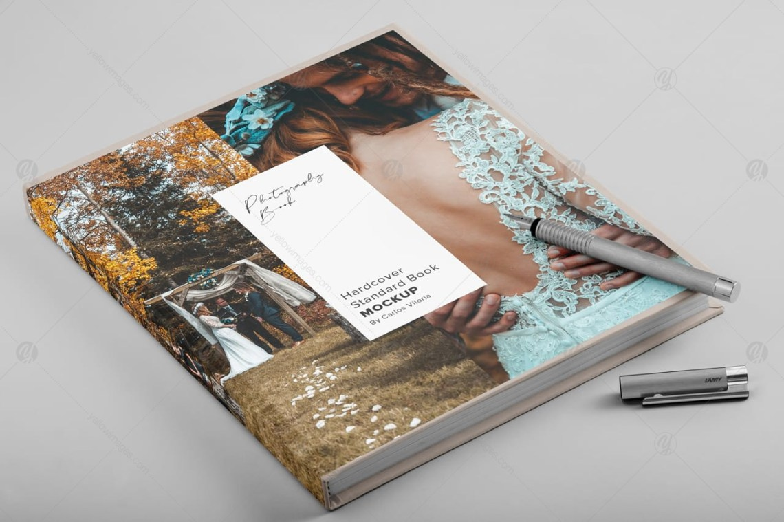 Download Paper Book Mockup Free Yellowimages