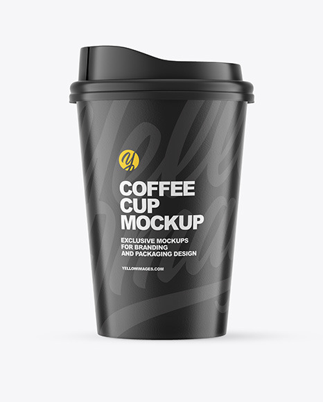 Download Coffee Cup Mockup Photoshop Yellow Images