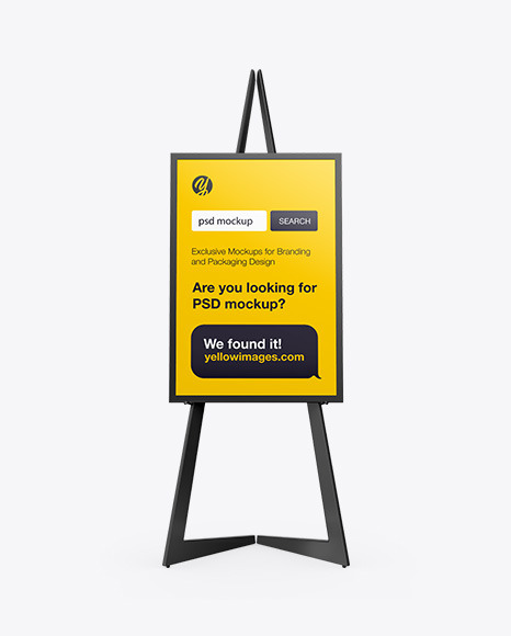 Download Free Psd Photo Frame Mockup Yellowimages