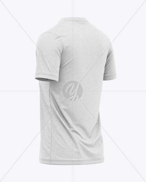 Download Realistic White T Shirt Mockup Yellowimages