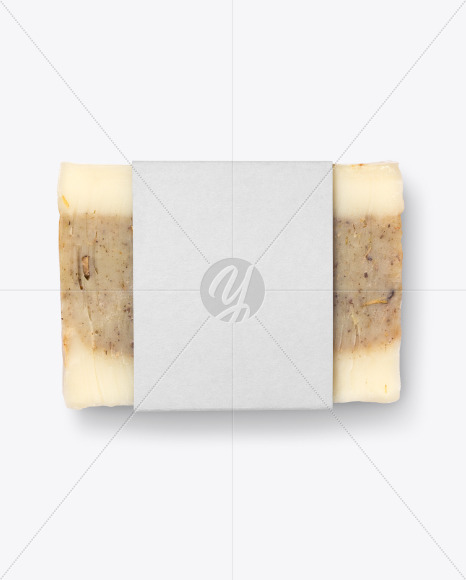 Download Glossy Soap Bar Package Psd Mockup Yellowimages