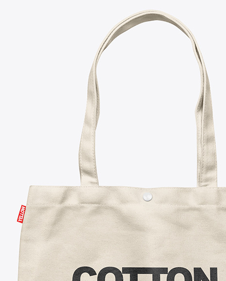 Download Free Cotton Tote Bag Mockup Yellowimages