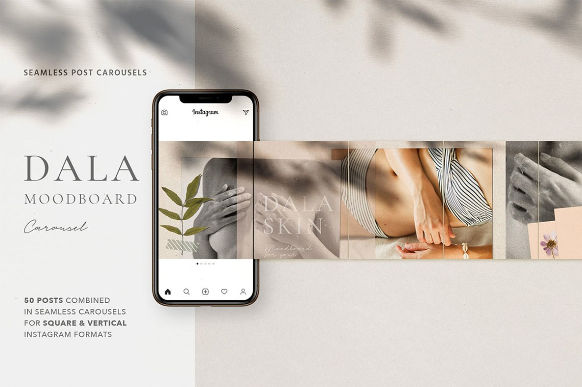 Download Insta Post Mockup Yellowimages