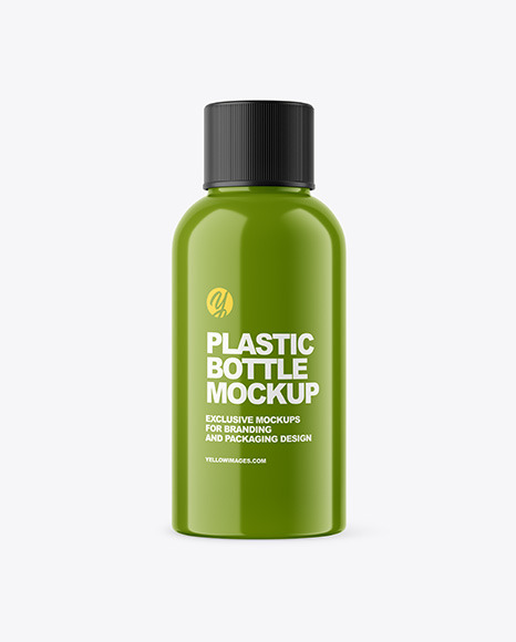 Download Plastic Bottle Mockup Yellow Images