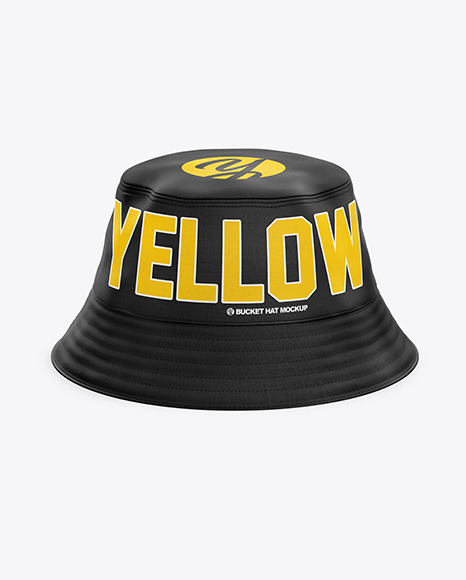 Download Bucket Hat Mockup Yellowimages