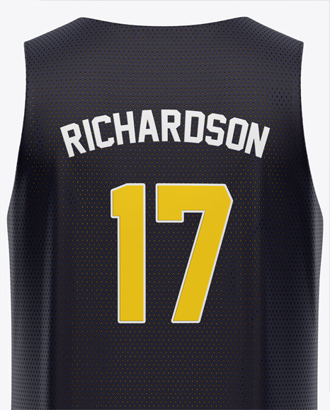 Download Basketball Uniform Front View Yellowimages