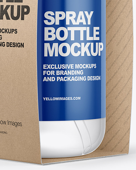 Download Mockup De Packaging Yellowimages