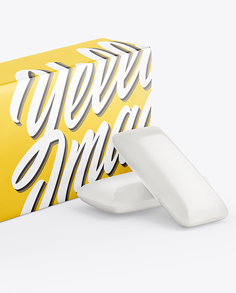 Download Gum Packaging Mockup Yellowimages