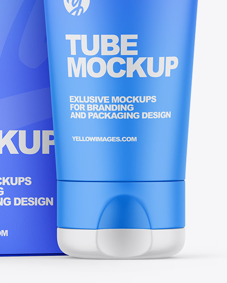 Download Beauty Product Packaging Mockup Yellowimages