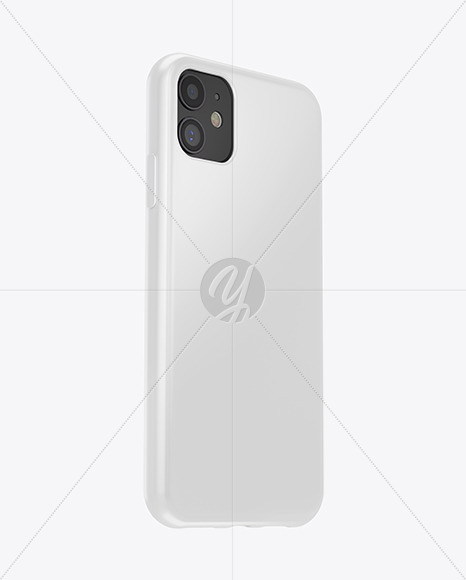 Download White Iphone 11 Mockup Free Yellow Images