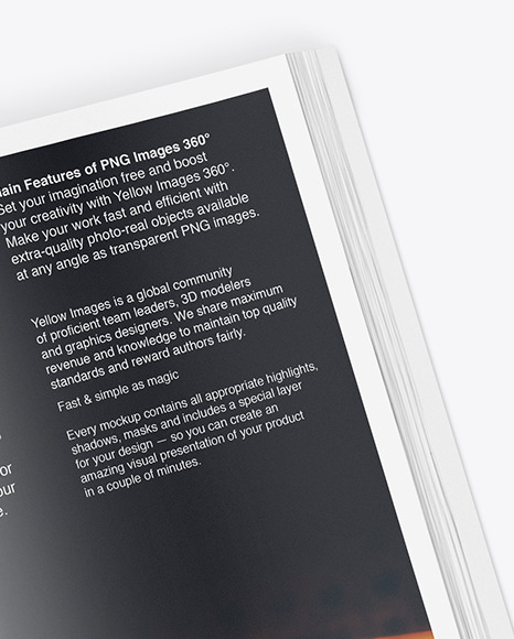 Download Mockup Magazine Psd Free Download Yellowimages