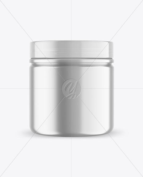 Download Metallized Jar Psd Mockup Yellow Images