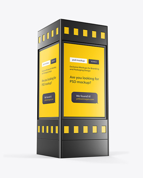 Download Booth Mockup Psd Free Yellowimages