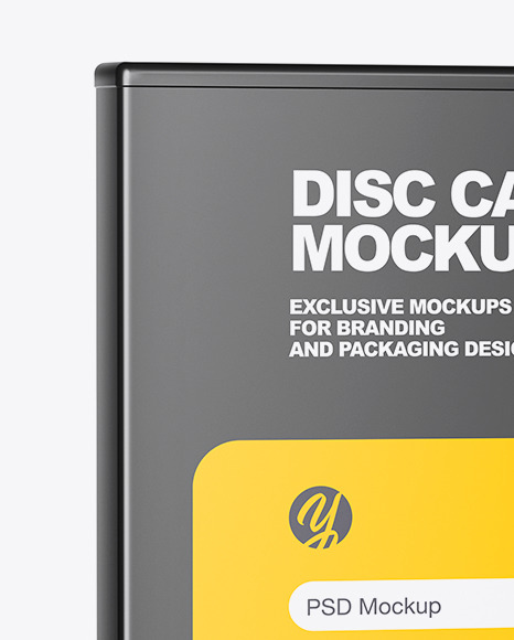 Download Cd Packaging Mockup Psd Yellowimages