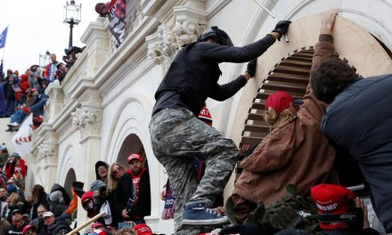 恩明:冲擊國會是企圖政變嗎?
