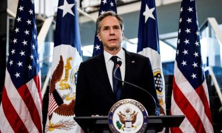 【美国之音】国务卿布林肯就新疆、香港和缅甸等问题对北京施压