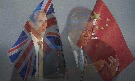 张杰:中英关系无法跨越香港人权