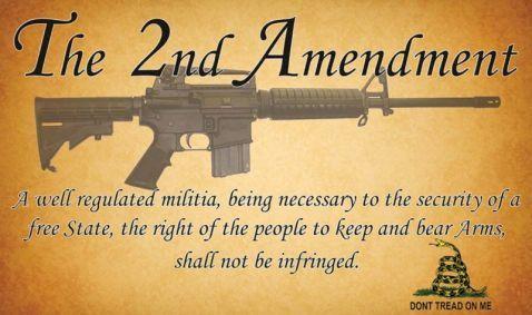 胡平:持枪权是民主的基础吗?——从美国宪法第二修正案谈起